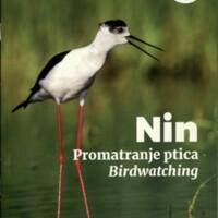 Nin : promatranje ptica : birdwatching