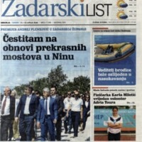 Zadarski list 7090/2020