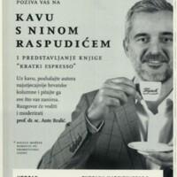 Kava s Ninom Raspudićem