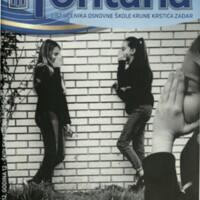 Fontana : list učenika Osnovne škole Krune Krstića Zadar
