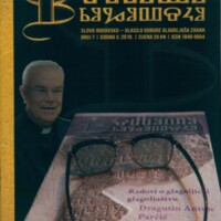 Slovo rogovsko : glasilo Udruge glagoljaša Zadar