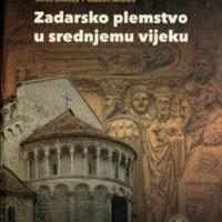 Zadarsko plemstvo u srednjem vijeku : (rodoslovlja)