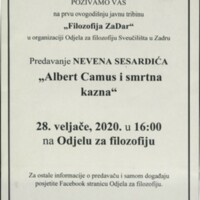 Albert Camus i smrtna kazna
