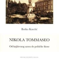 Nikola Tommaseo : od književnog uzora do političke ikone