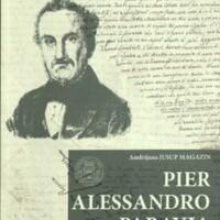 Pier Alessandro Paravia : zadarski filolog i književnik