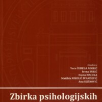 Zbirka psihologijskih skala i upitnika. Sv. 10.
