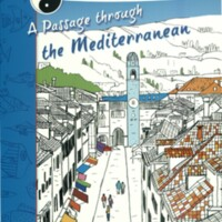 A passage through the Mediterranean : creative colouring for adults