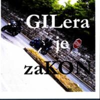 Gilera je zakon : zbirka priča zadarskih srednjoškolaca