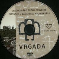 Vrgada : glagoljaško pučko crkveno pjevanje u Zadarskoj nadbiskupiji