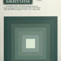 Acta Iadertina