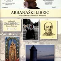 Arbanaški librić 2/2019