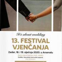 13. Festival vjenčanja