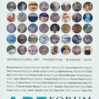 Ljepota različitosti : interkulturalna Art - promocija - Biograd - 2019.
