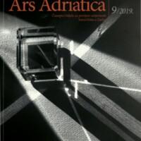 Ars adriatica : časopis Odjela za povijest umjetnosti Sveučilišta u Zadru