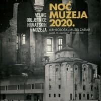 Noć muzeja 2020.