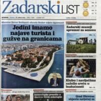 Zadarski list 7087/2020