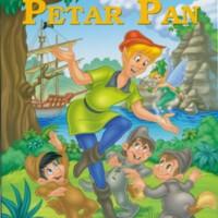 Bojanka Velike bajke : Petar Pan