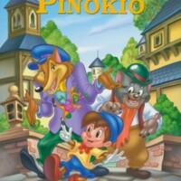 Bojanka Velike bajke : Pinokio