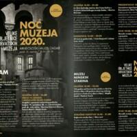 Noć muzeja 2020 2