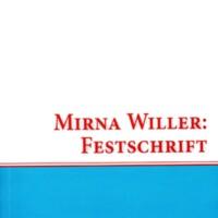 Mirna Willer : Festschrift